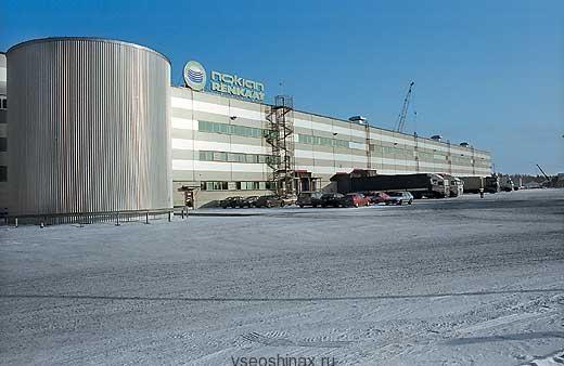финский завод Нокиан