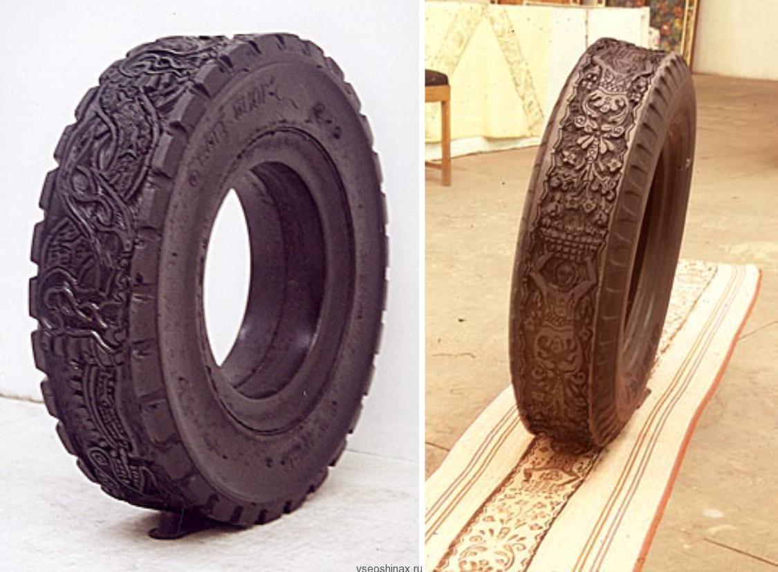 обои и шины