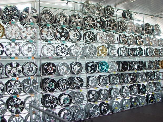 выбор литых дисков