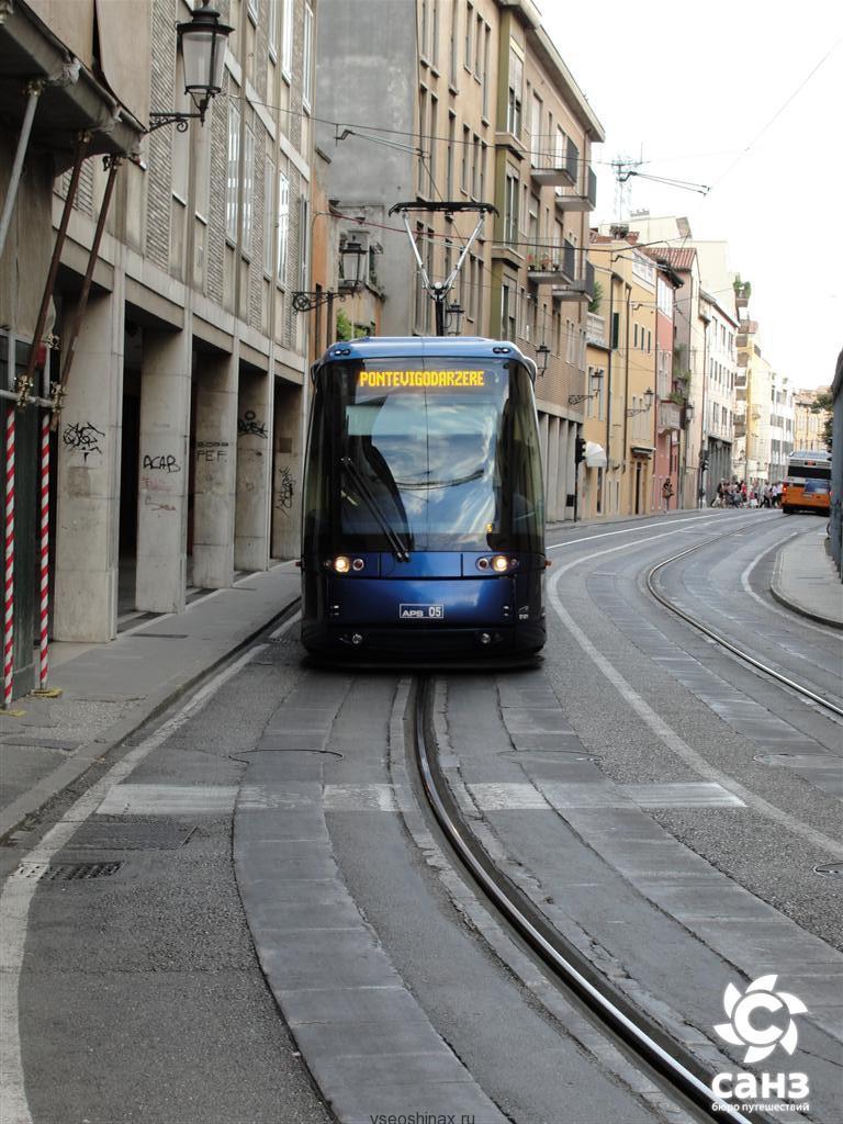 трамвай на шинах как тролейбус
