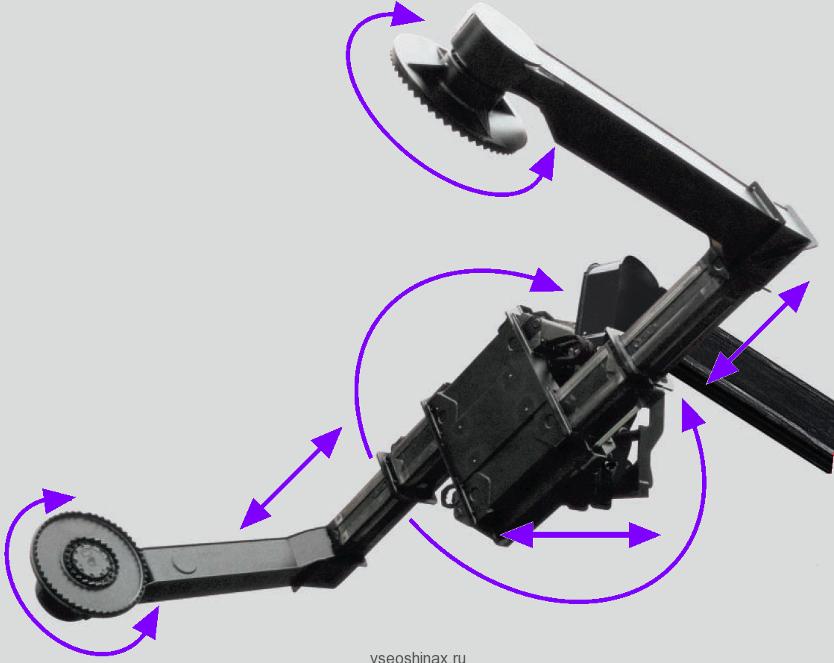 стрела погрузчика