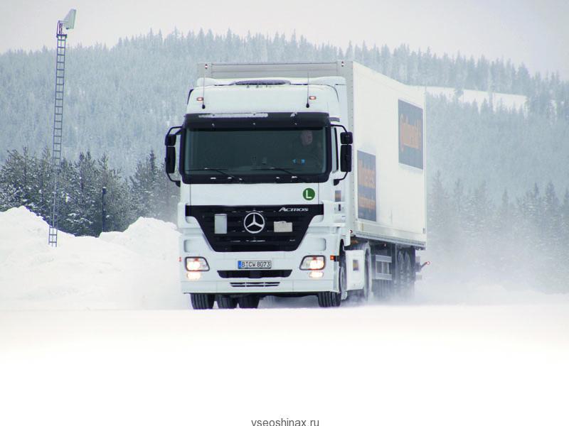 грузовые зимние шины