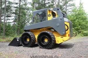 В России впервые появятся безвоздушные колеса!