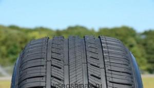 Самовосстанавливающийся износ в новых шинах Мишлен