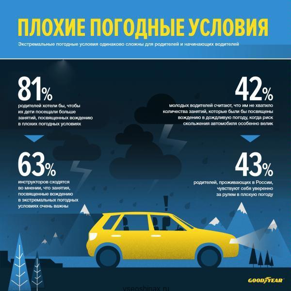 обучение водителей статистика