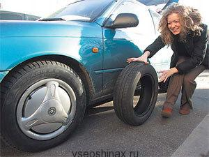 экономия на шинах