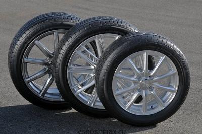 Новые шины бриджстоун