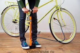 какое должно быть давление велопокрышках