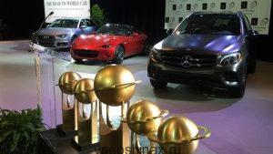 Список 22 лучших автомобилей по версии WCOTY