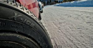 Тесты показали долговечность зимних шин Мишлен!