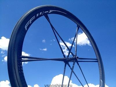 карбоновые колеса для велосипеда