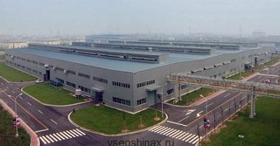 завод бриджстоун в России