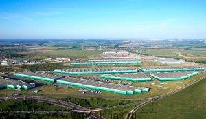 Bridgestone увеличивает склады в России