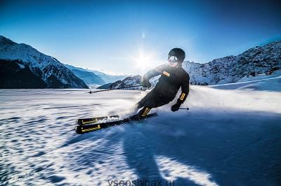 Лыжи на основе технологий Pirelli
