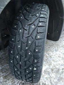 Российские водители тестируют новые шины Tigar