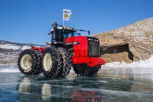 «Байкал-2017. Сила льда» шины Mitas