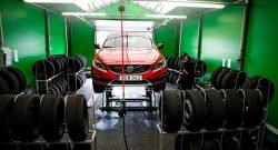 Тест нешипованных зимних шин размера 205/55 R16