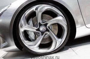 Низкопрофильные шины признали бесполезной опцией!