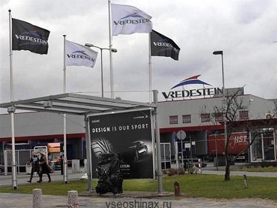 Завод в Голандий