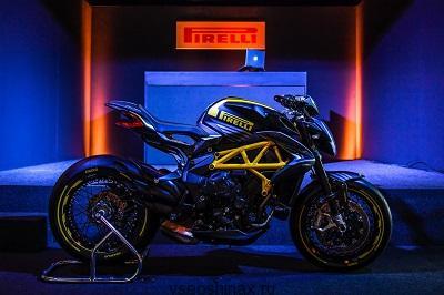 Презентация мотоцикла