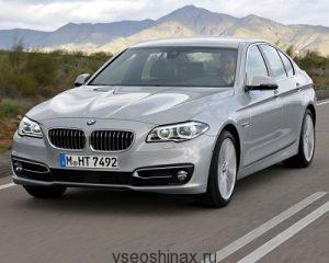 Шины Kumho будут стоять на BMW 5-Series