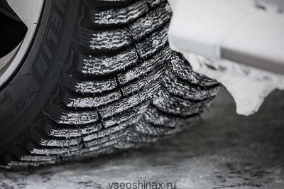 Зимний шины тест
