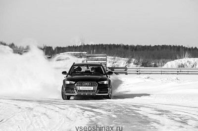 Зимний тесты