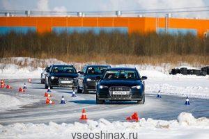 Тест шин Michelin X-Ice North 4 (2018 г.)