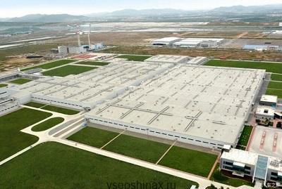 Goodyear остановил завод в Китай
