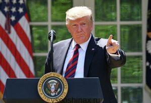 Трамп призывает не покупать шины Goodyear