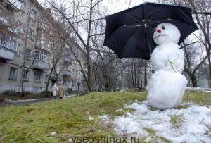 Ожидают аномальную зиму 2020-2021
