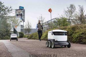 Goodyear инвестирует в беспилотники на дорогах