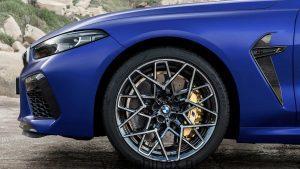 Pirelli выпустила специальные шины для новой серии BMW 8