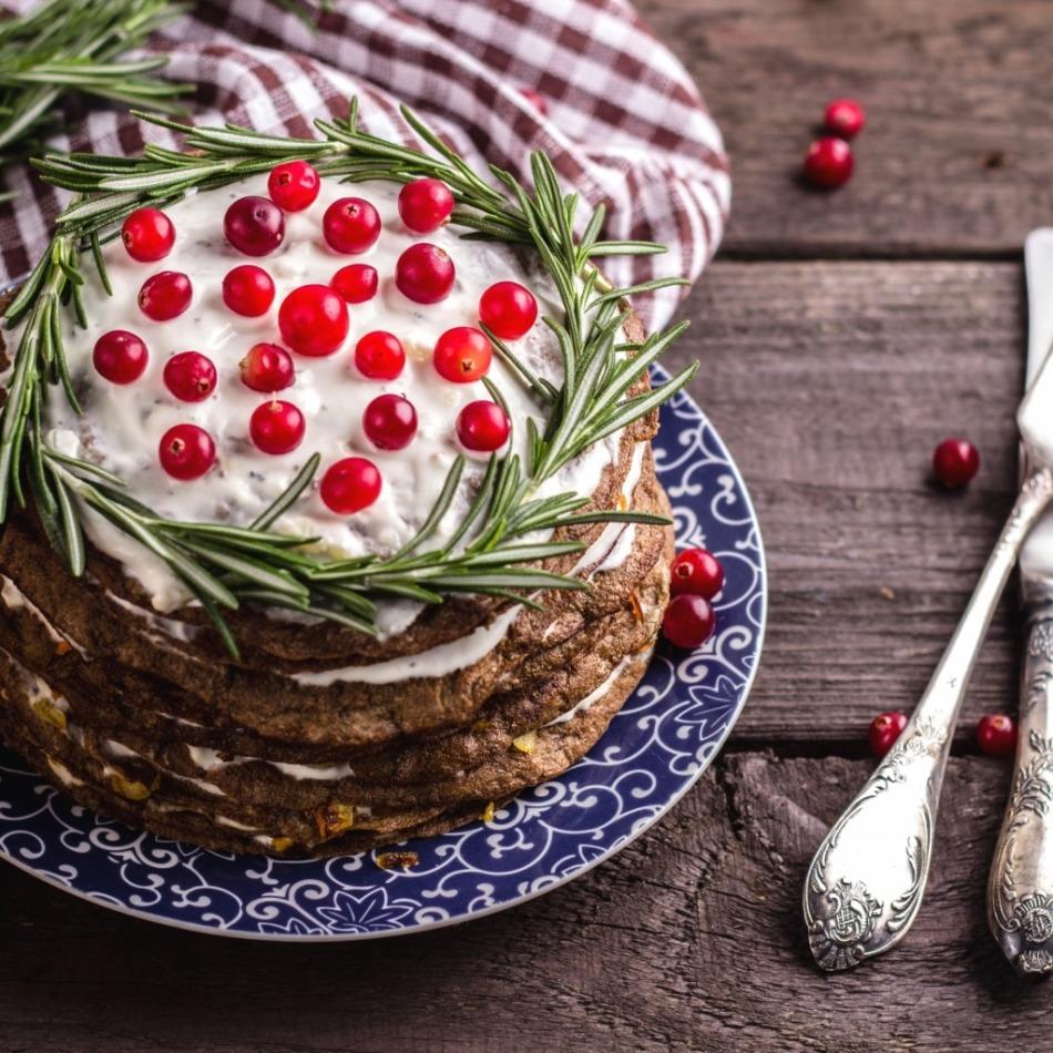 Печеночные пирожные «Амур»: без лишнего жира